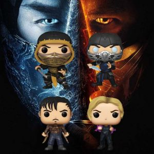 Mortal Kombat 2021 Pop! Vinyl Figure
