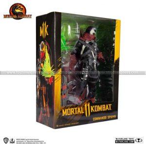 Mortal Kombat Commando Spawn 12-Inch Action Figure