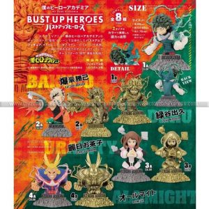 My Hero Academia Bust Up Heroes (Box of 8)