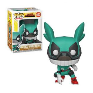 My Hero Academia Deku with Helmet Pop! Vinyl Figure (#603)