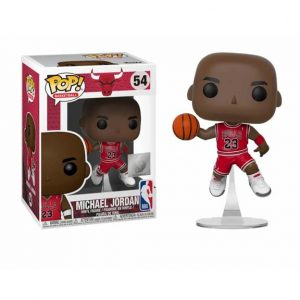 NBA Bulls Michael Jordan Pop! Vinyl Figure (#54)