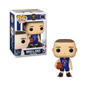 NBA Denver Nuggets Nikola Jokic Pop! Vinyl Figure
