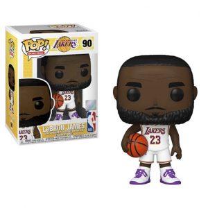 NBA LA Lakers LeBron James (Alternate) Pop! Vinyl Figure
