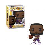NBA Lakers Lebron James Pop! Vinyl Figure