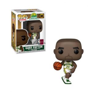 NBA Legends Gary Payton (Sonics home) Pop! Vinyl Figure