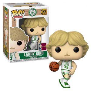 NBA Legends Larry Bird (Celtics home) Pop! Vinyl Figure