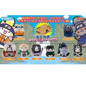 Naruto - Nyaruto Come here Sasuke-kun GIFT INCLUSIVE
