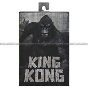 Neca - King Kong - 7 Scale Action Figure - King Kong (Skull Island)