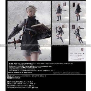 NieR Replicant ver 1 22474487139 Bring Arts Action Figure Young Protagonist