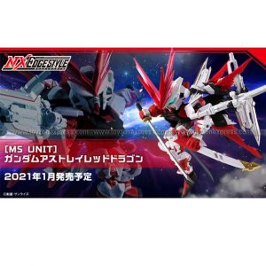 Nxedge (MS UNIT) Gundam Astray Red Dragon