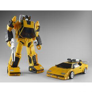 Omnigonix - Transformers - Spinout (V-01)