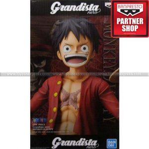 One Piece Grandista Nero Monkey D Luffy (Exclusive)