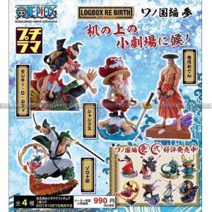 One Piece Log Box Wanokuni Vol 3