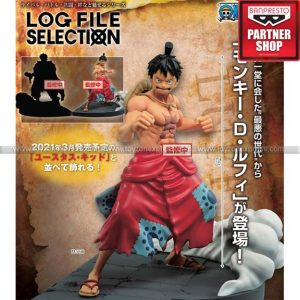 One Piece Log File Selection Worst Generation Vol 1 - Monkey D Luffy