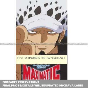 One Piece Maximatic Trafalgar Law (Ver I)