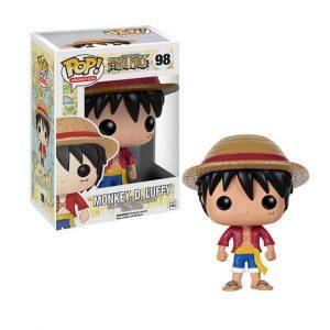 One Piece Monkey D Luffy Pop! Vinyl Figure