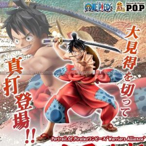 POP Limited Edition - One Piece Warriors Alliance - Monkey D Luffy