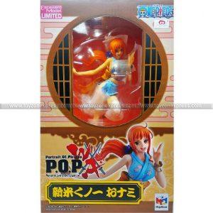 POP - One Piece - Warriors Alliance - Nami