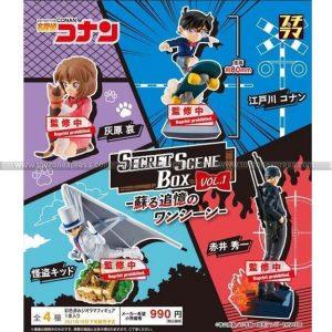 Petitrama Meitantei Conan Secret Scene Box Vol 1 Set
