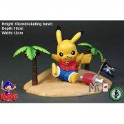 Pikachu x Luffy