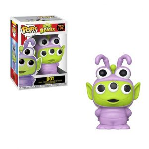 Pixar 25th Anniversary Alien as Dot Pop! Vinyl Figure