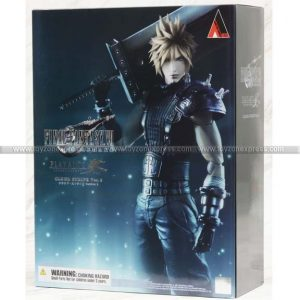 Play Arts Kai Final Fantasy VII Remake Cloud Strife Version 2