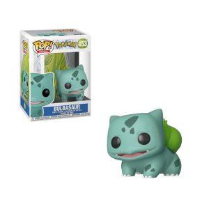 Pokemon Bulbasaur Pop! Vinyl Figure (#453)