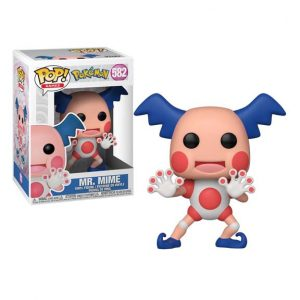 Pokemon Mr Mime Pop! Vinyl Figure