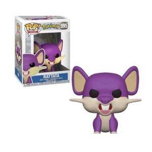 Pokemon Rattata Pop! Vinyl Figure