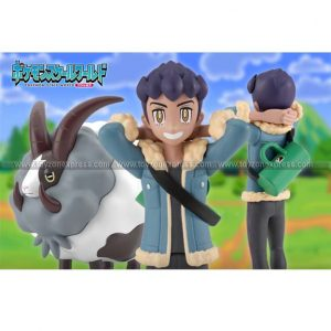 Pokemon Scale World Galar Hop & Dubwool