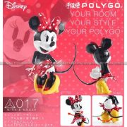 Polygo - Disney - Minnie Mouse (#017)
