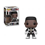 Power Rangers Black Ranger No Helmet Pop! Vinyl Figure (#672)