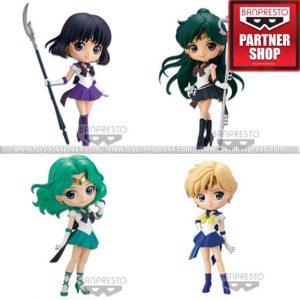 Q Posket - Sailor Moon Eternal - Super Sailor