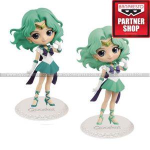 Q Posket - Sailor Moon Eternal - Super Sailor Neptune
