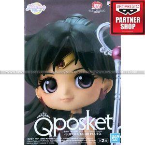 Q Posket - Sailor Moon Eternal - Super Sailor Pluto (A)