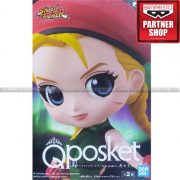 Q Posket - Street Fighter Cammy (A) Green