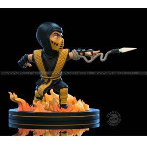 QMX - Mortal Kombat Scorpion Q-Fig