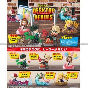 Re-men Desktop Heroes My Hero Academia
