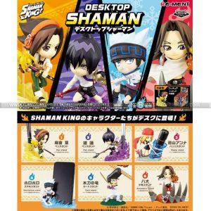 Re-ment - Shaman King Desktop Shaman (Box of 6)