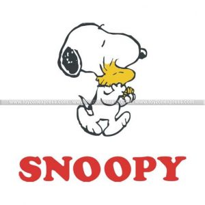 Re-ment - Snoopy Collection of Words 2 my Fav! (Set of 6)