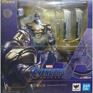 SHF - Avengers End Game - Thanos (Final Battle)