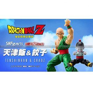 SHF - Dragon Ball - Tenshinhan & Chaoz