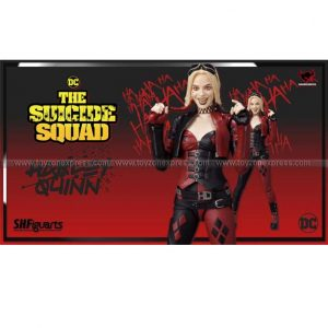 SHF Harley Quinn (The Suicide Squad)