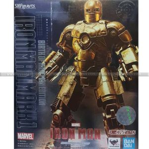 SHF - Iron Man Mk-1 (Birth of Iron Man)