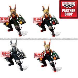 SMSP - My Hero Academia WFC Katsuki Bakugo