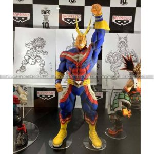 SMSP - My Hero Academia WFC Modeling Academy - All Might