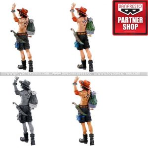 SMSP - One Piece WFC 3 Portgas D Ace