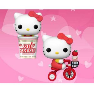 Sanrio Hello Kitty x Nissin Pop! Vinyl Figure