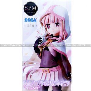 Sega - Puella Magica - Kyuubey & Tamaki Iroha