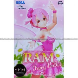 Sega - Re Life in a Different World from Zero - Ram (Fairy Ballet Ver)